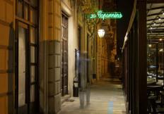 L'ingresso della Capannina ristorante pizzeria in Via Donati, 1 - 10121 - Torino - 011545405