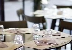 Il dehor della Capannina ristorante pizzeria in Via Donati, 1 - 10121 - Torino - 011545405