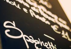 La nostra Lavagna, ogni giorno piatti diversi alla Capannina Ristorante pizzeria Via Donati 1 - 10121 - Torino - 011545405
