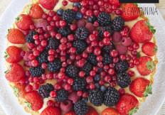 Crostata ai frutti di bosco - La Capannina Ristorante Pizzeria Torino