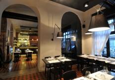 Interni del ristoranti - torino