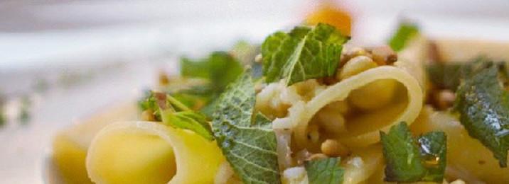 nuovo menu primavera a La Capannina ristorante pizzeria torino
